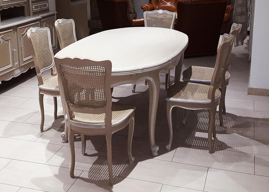 table-et-chaises