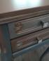 Chevet merisier style Louis XV
