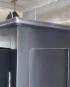 Meuble colonne style industriel