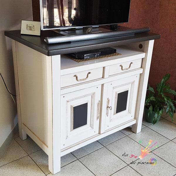meuble tv relloké