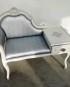Ancien meuble de téléphone modernisé