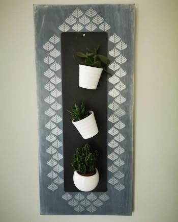 augredupinceau_support planche bois_aimanté_plantes 1