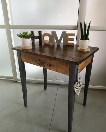 augredupinceau_petite table en chêne ancienne 1