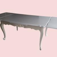Table Louis XV relookée